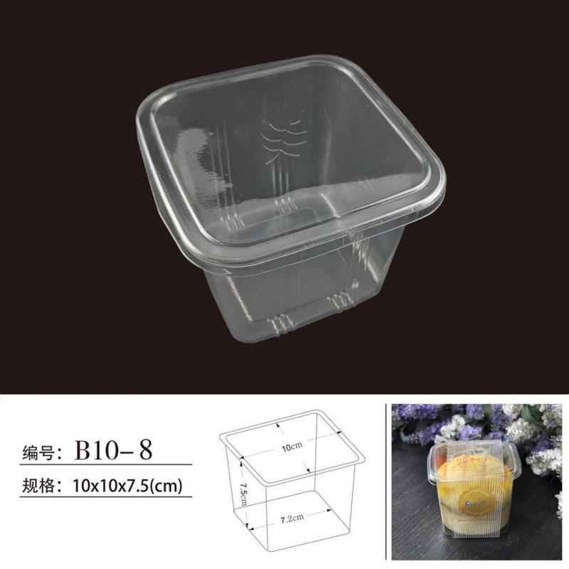 Hộp Nhựa Vuông B10-8