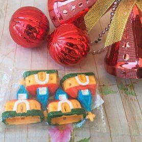 Nhà Thờ Noel 5 Cái