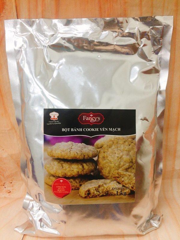 Bột Bánh Cookie Yến Mạch 1Kg