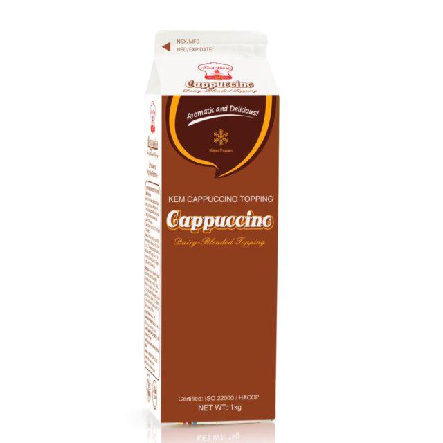 Kem Cappuccino - 1kg