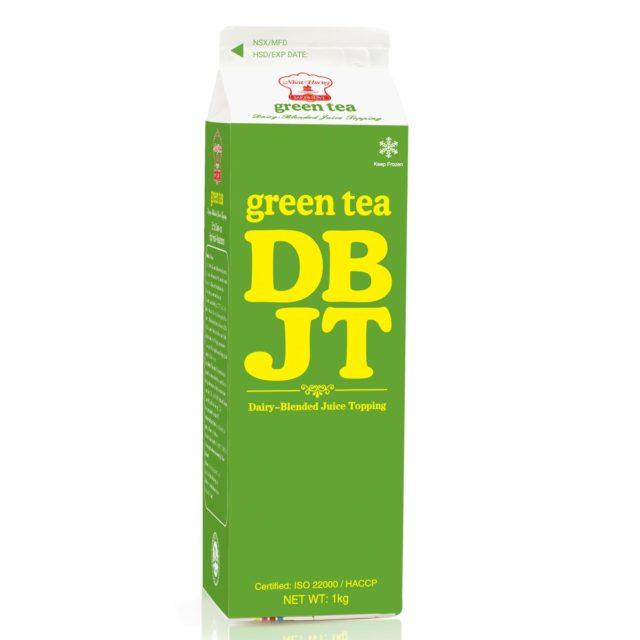 Kem sữa trà xanh - 1kg