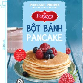 bột bánh american pancake 1kg