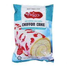 Bột Bánh Bông Lan Cuốn Chiffon Cake