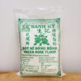 bột mì bông hồng xanh 1kg