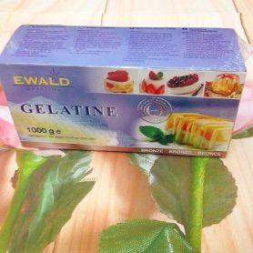 gelatine lá