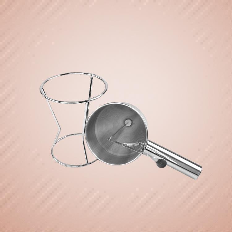 phễu bơm nhân Inox 9043-1
