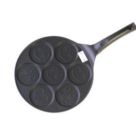 Khuôn Bánh Pancake Mặt Cười