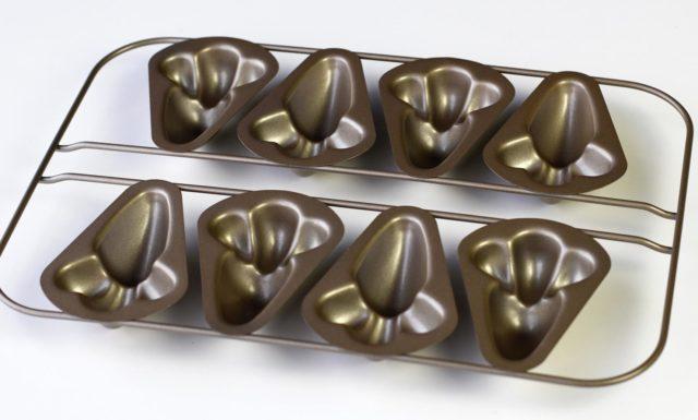 Khuôn Bánh Hình Bàn Chân 8 Cái YC80102-2