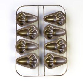 Khuôn Bánh Hình Bàn Chân 8 Cái YC80102-03