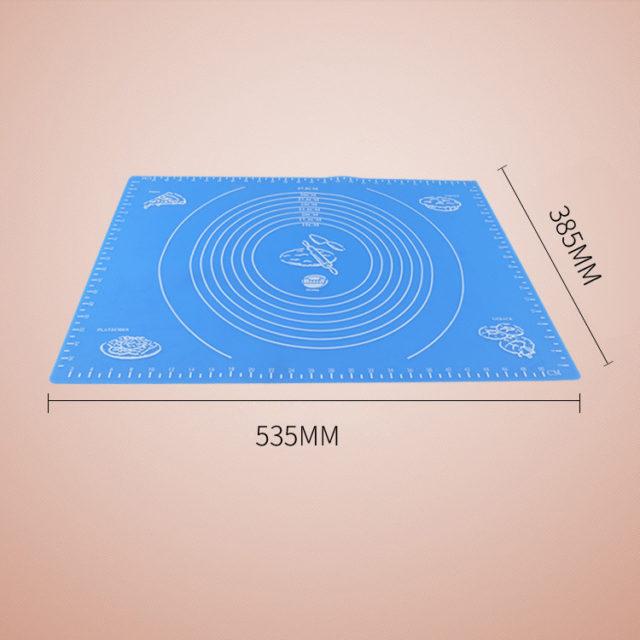 Tấm Cuốn Silicon Màu Xanh 8466 -02