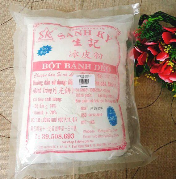 bột dẻo đặc biệt 1kg