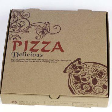 hộp đựng bánh pizza size 23cm