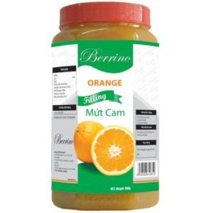 berrino mứt cam