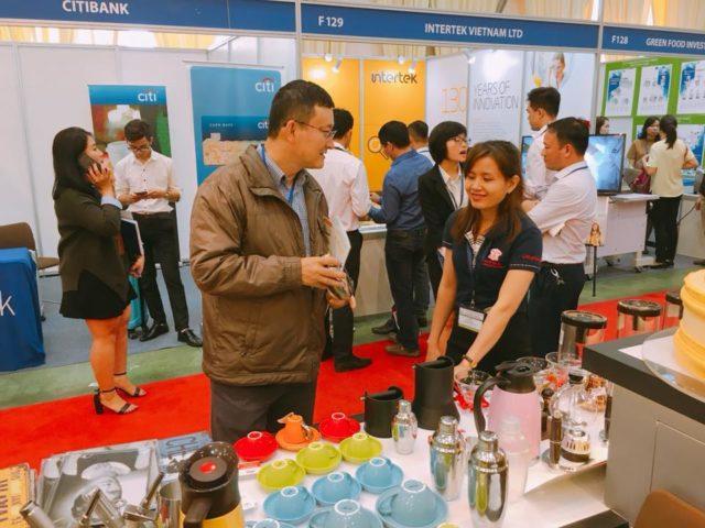 Siêu Thị Dụng Cụ Làm Bánh tại VIETNAM FOODEXPO 2017