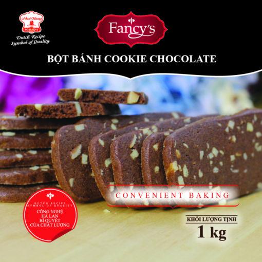 bột bánh Cookie Chocolate