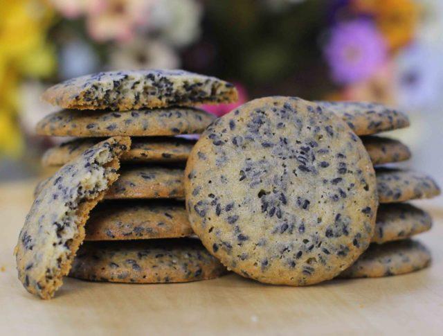 Bột Bánh Cookie Mè Đen 01
