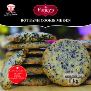 Bột Bánh Cookie Mè Đen