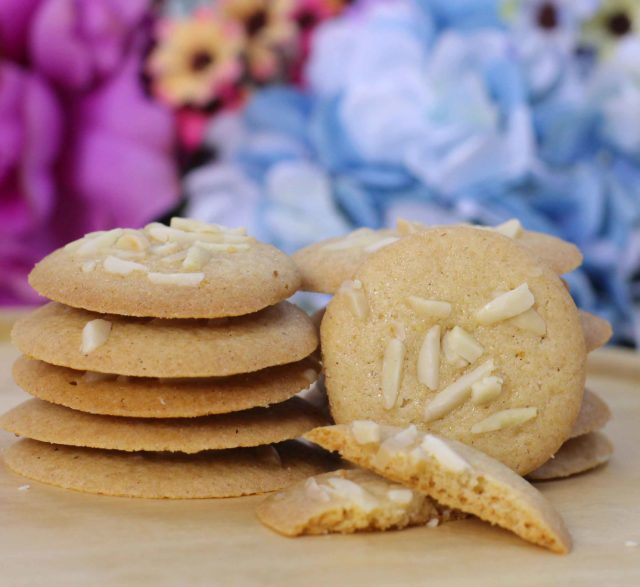 Bột Bánh Cookie Hạnh Nhân 01