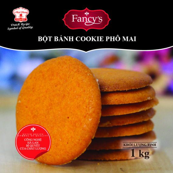 Bột Bánh Cookie Phô Mai 1Kg