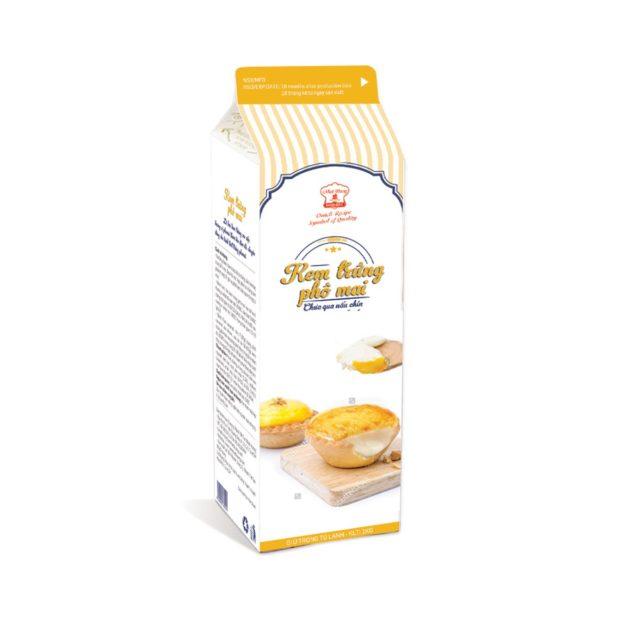 4-Kem trứng phô mai - 1kg