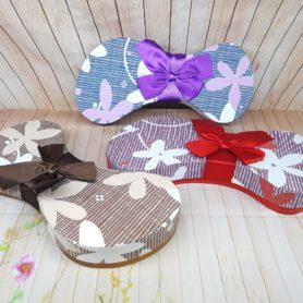 Hộp Chocolate Nơ Nhiều Màu