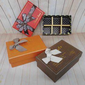 Hộp Chocolate Chữ Nhật 6 Ô