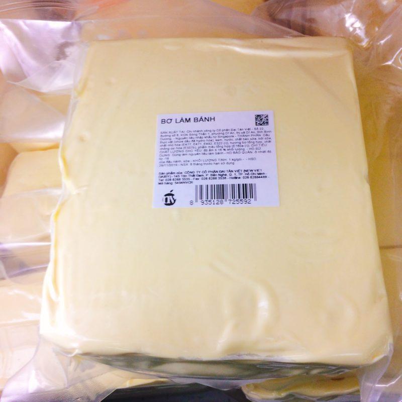 bơ lạt vivo 1kg