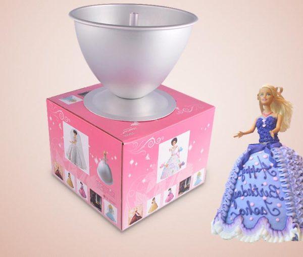 khuon banh Barbie 8922