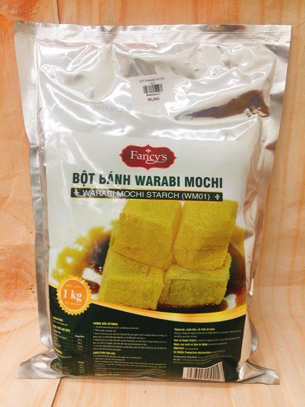 bot banh warabi mochi 1kg
