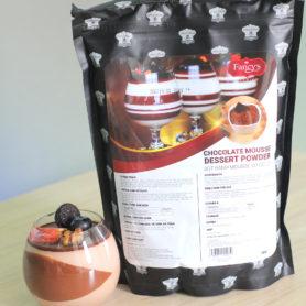 Bột Chocolate Mousse 1Kg- Bột Mousse Sôcôla