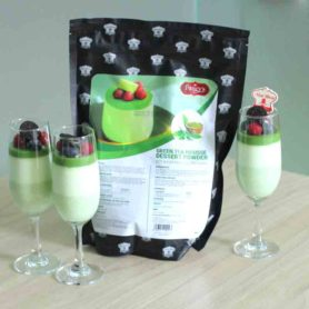 Bột Green Tea Mousse 1kg – Mousse Trà Xanh