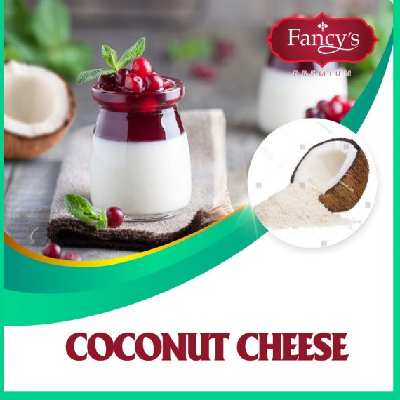 Bột Coconut Cheese Mousse 1Kg