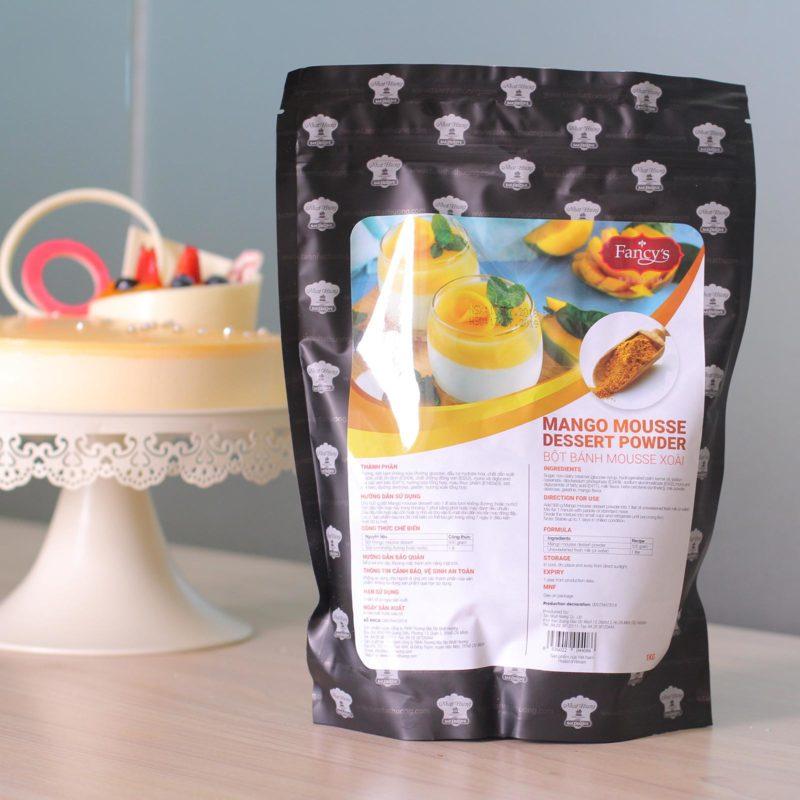 Bột Mango Mousse 1kg -01
