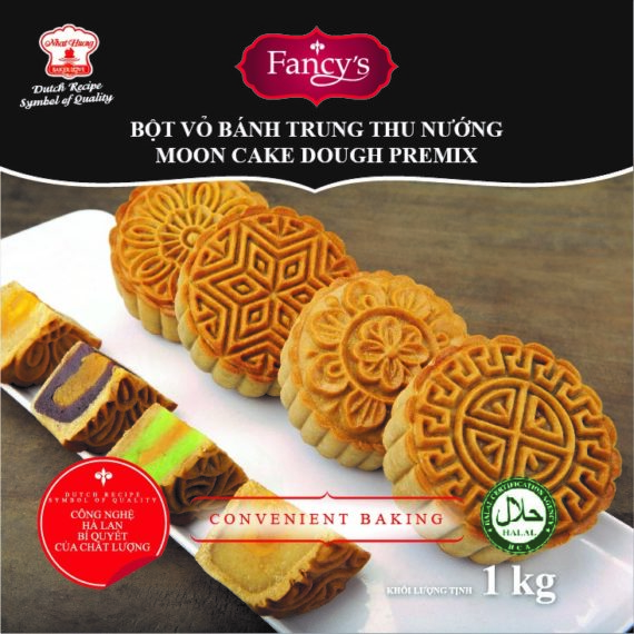 Bột Vỏ Bánh Trung Thu Nướng 1kg