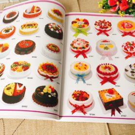 sách mẫu bánh kem 3