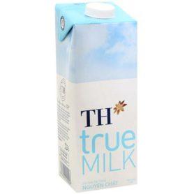 Sữa Nguyên Chất Lạt TH True Milk 1Lít