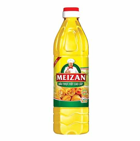 dầu thực vật meizan 1lit