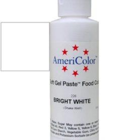 màu american trắng sáng 128gr