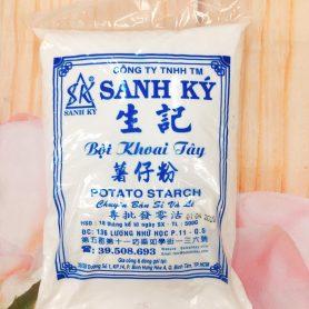 bột khoai tây sanh ký