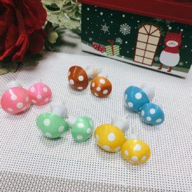 Set 10 Nấm Trang Trí Noel