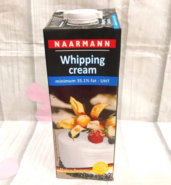 Whiping Cream Naarmann 1lit