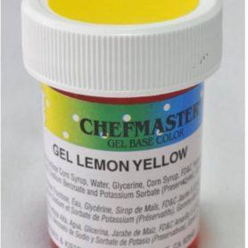 màu vàng lemon yellow chefmaster