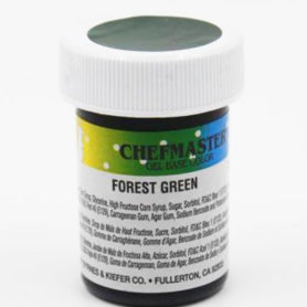 màu xanh forest green chefmaster