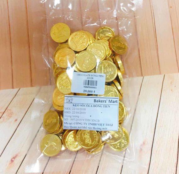 Chocolate Đồng Tiền Nhỏ 200gr