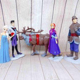 Búp Bê Trang Trí Elsa