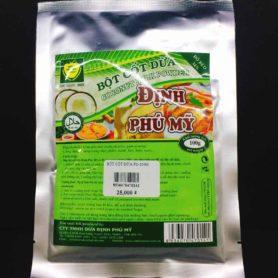 bột cốt dừa 100gr