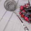 Cây Vợt Dầu Inox 8cm - Giao 1 Cây