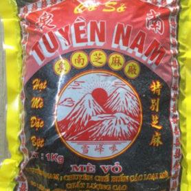 Hạt Mè Đen Tuyền Nam 1kg