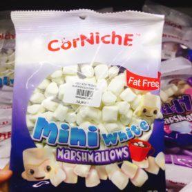 Kẹo Xốp Trắng Marshmallow Trắng 70gr