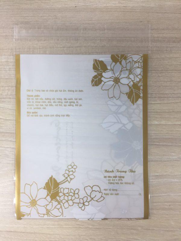 Túi Dán Trung Thu Bánh 150gr-180gr ( Bịch 100gr)